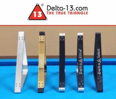 Delta-13: The True Triangle—Made in the USA. ~ Peggy Mallen