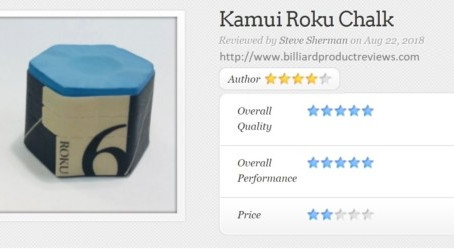 Roku Chalk Review ~ by Steve Sherman
