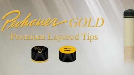 The Pechauer P+ Pro Low Deflection Shaft & Pechauer Gold Layered Tip. ~ Bradley Thuringer {Revi