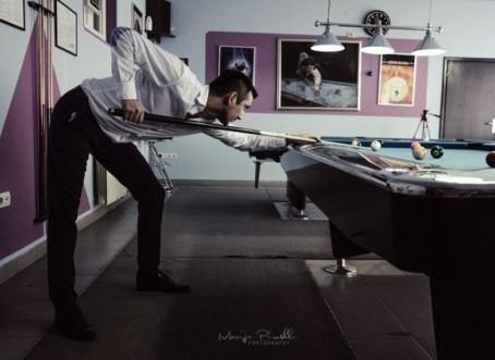 PoolSchool: Stance. ~ Boris Vidakovic {Part 4}
