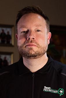 Anthony Beeler - close up Profile image.