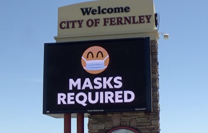 Fernley Grows Through Virus Mandates