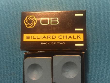 OB Chalk Review ~ Jaared Arosemena {Review}