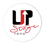 Up Stage Reno Logo