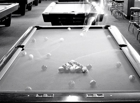How To Improve Your Break Shot. ~ Allan Sand