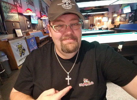 Pool Community Loses A Saint-Gains An Angel ~ by Tina Hodge