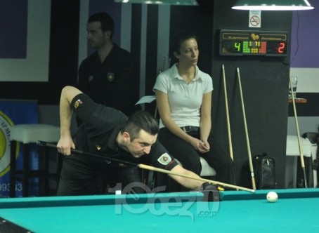 PoolSchool: Stance. ~ Boris Vidakovic {Part 2}