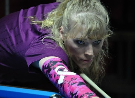 Kaylin Wikoff is changing the face of WPBA