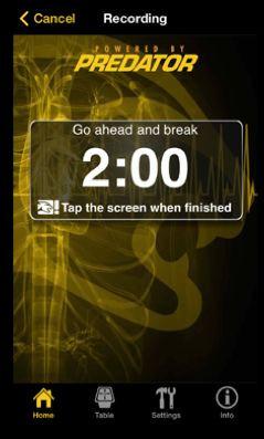 Break Speed App