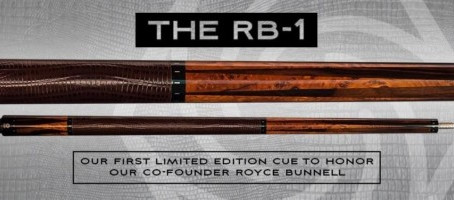OB Cues Introducing Our First Ever Limited Edition Cue