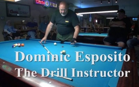 Dominic Esposito Demonstrates the M1A1-XT Playing Cue. ~ Garret Troop {Video}