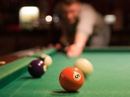 "The Hot Seat: Improper Stroke and Cue Ball English. ~ ""Hurricane"" Wayne Jenkins"
