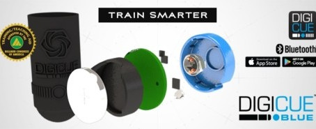 Introducing: The New DigiCue BLUE Bluetooth® enabled Billiard Training Device