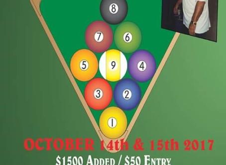 Starcade Billiards ~ Patrick Sampey
