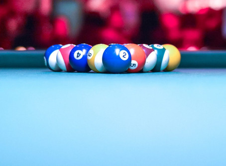 """So you are thinking about buying a pool table"" ~ by Diamond Dave/David Donovan"