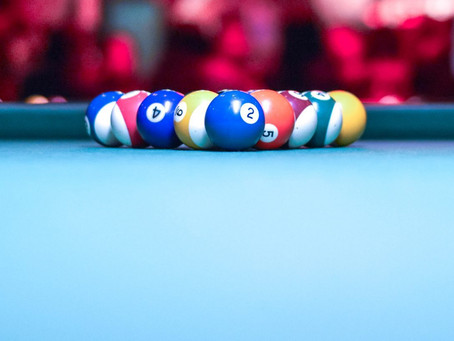 """""""So you are thinking about buying a pool table"""" ~ by Diamond Dave/David Donovan"""