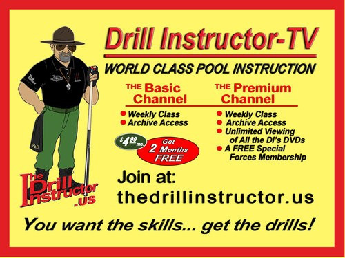 drill instructor ad'