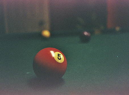 Searching For My Game. ~ Rosanna Ramirez
