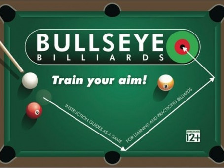 New Billiard Instructional Game Coming in this Month! ~ Jeremiah Gage