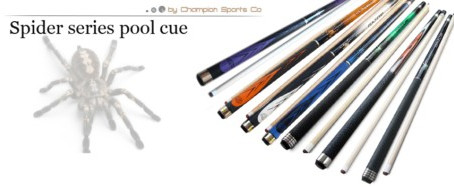Champion Sports — Quality Cues At Great Prices ~ Patrick Sampey
