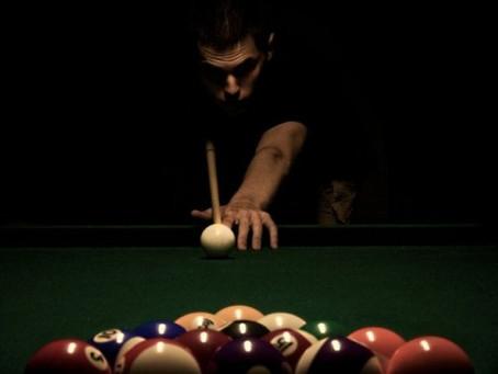 Why do We Love Pool? ~ Brian Gibbs