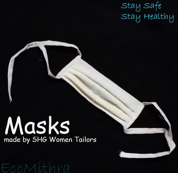 Face Mask Flat - New Cloth