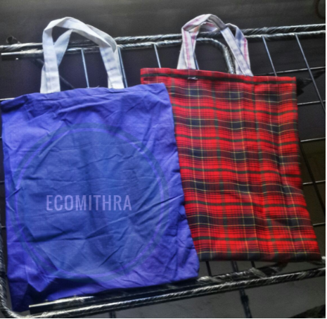 Upcycle Normal Cloth bag (Small -Bulk Order,100 & above)