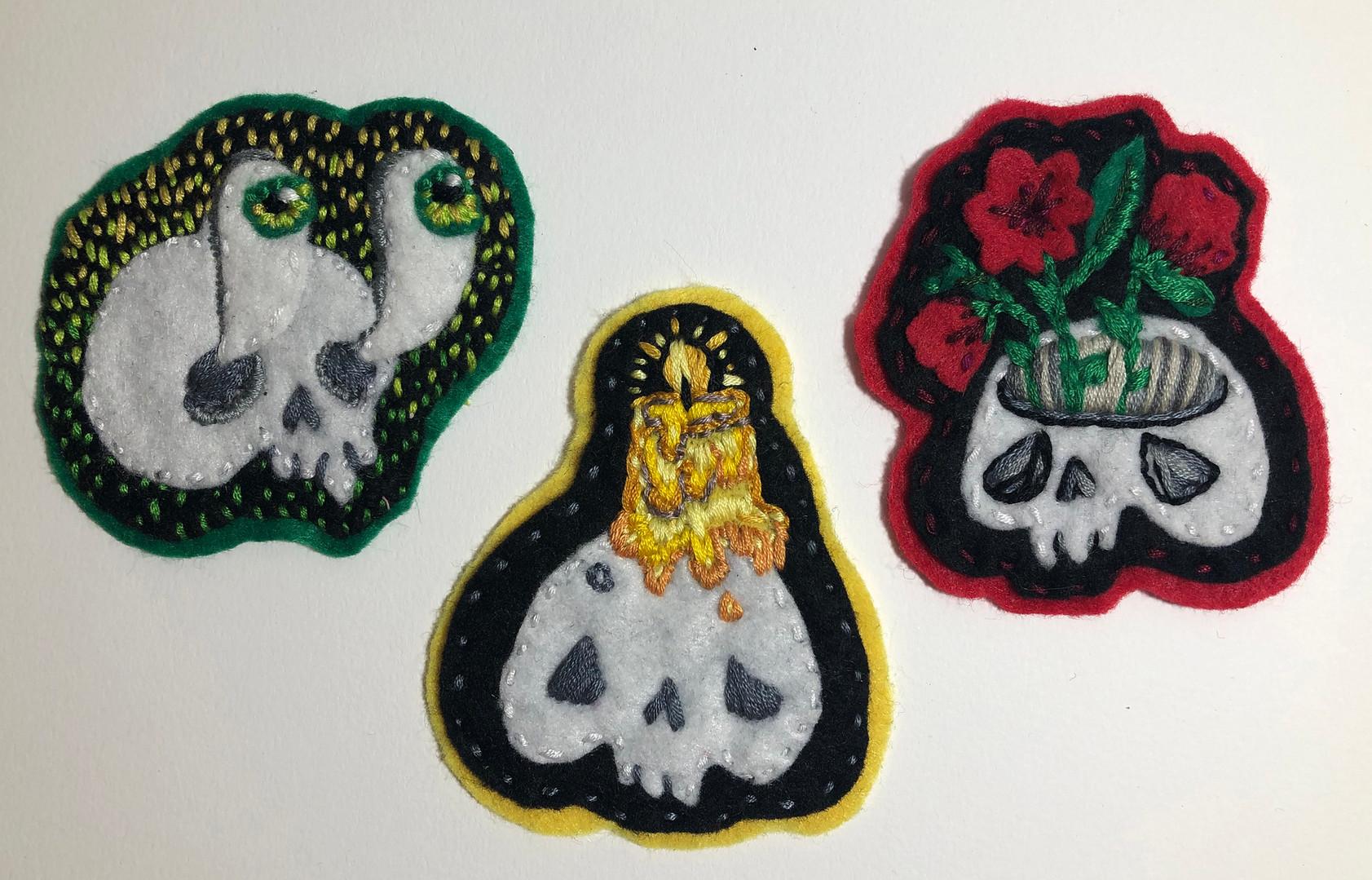 Skull Series 1