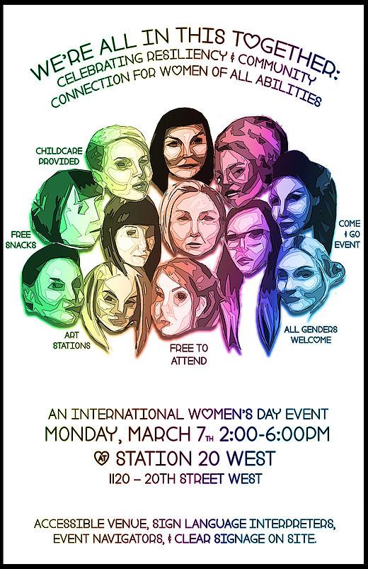International Womens Day Event