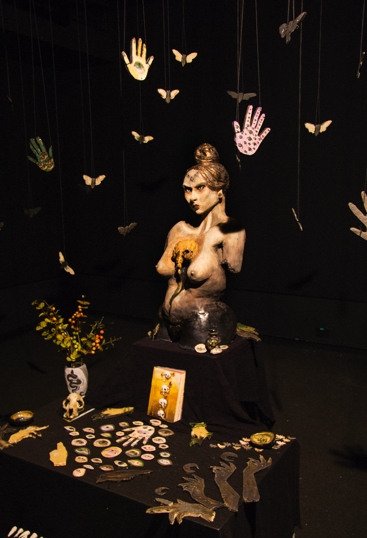 Witch & Altar
