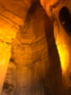 beautiful cave in Mammoth Cave National Pak