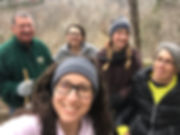 hiking, family, Mammoth Cave National Park, Kentucky