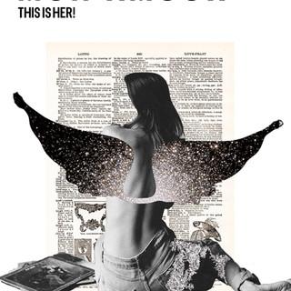 colaboracion Pilsferrer Zadig Voltaire Mujer con Alas