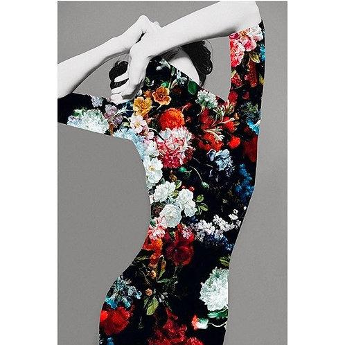 Women&flowersII