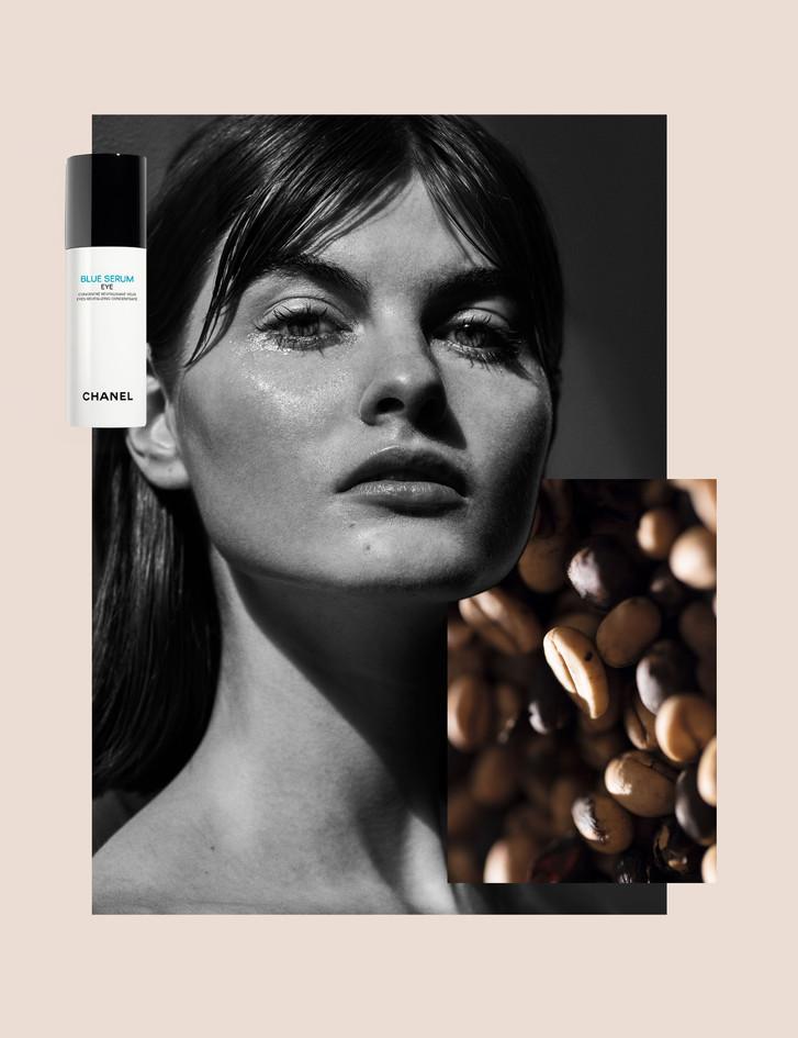 Colaboración Pilsferrer para Chanel Beauty Blue Serum Eye