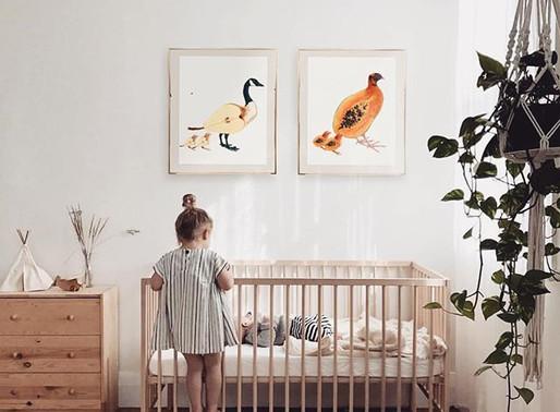 Cuadros para Habitaciones Infantiles
