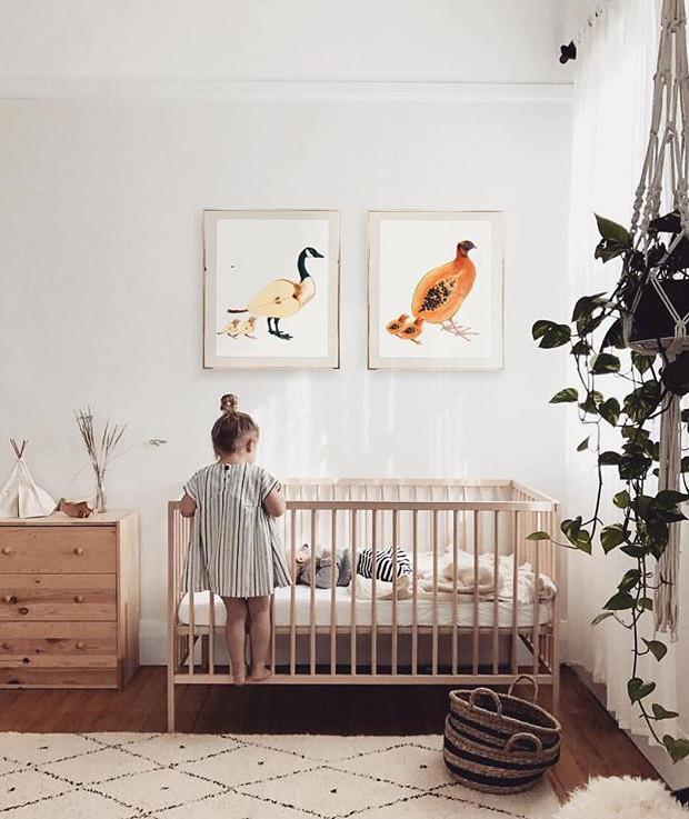 Cuadros originales para habitaciones infantiles