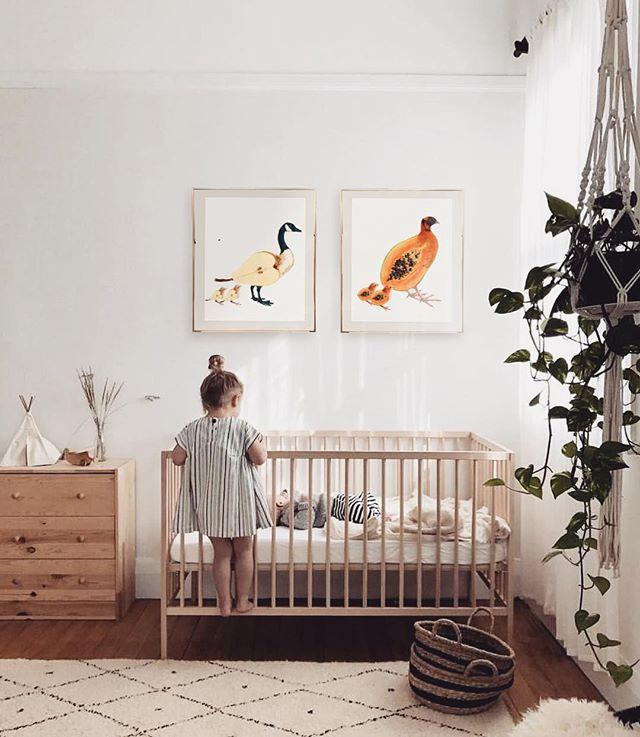 Cuadros collage diferentes para decorar habitaciones infantiles