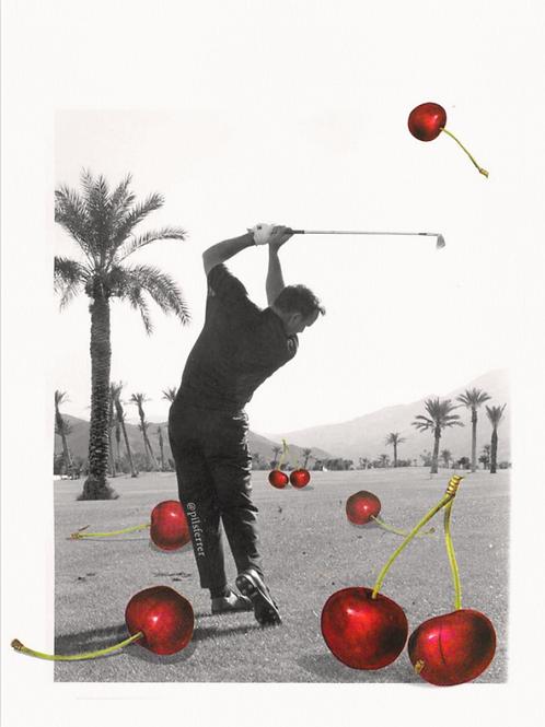 Cuadros para casa para amantes del golf