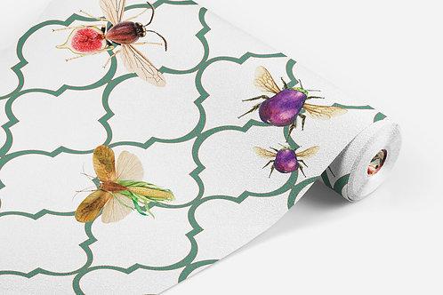 Papel de pared de insectos