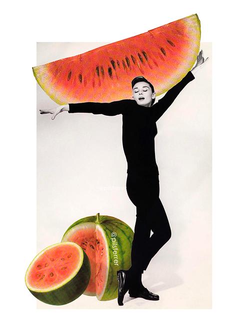 Audrey Watermelon