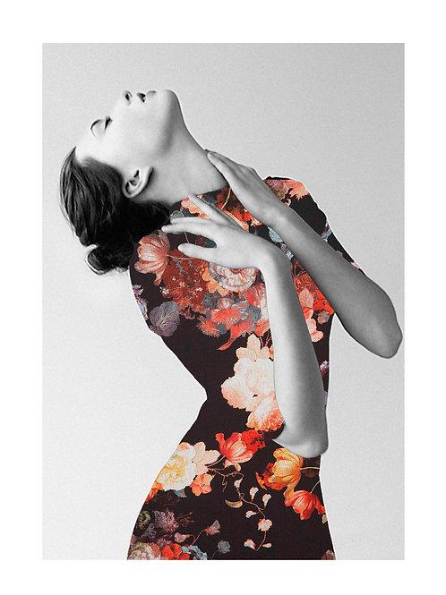 Women&flowersIII