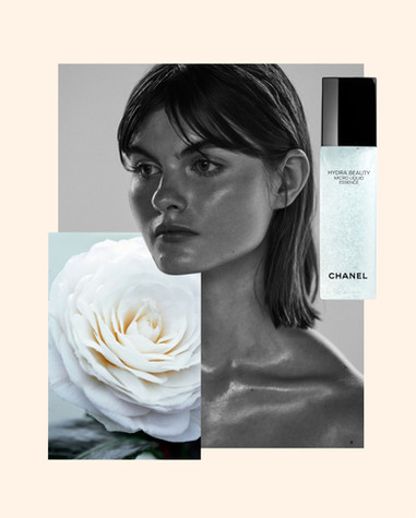 Colaboración Pilsferrer para Chanel Beauty Hydra Beauty Micro Liquid Essence