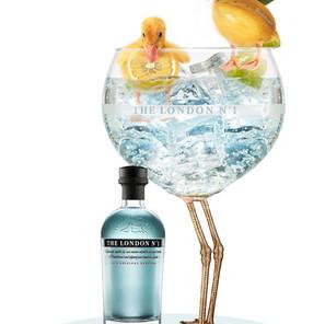 Colaboración Pilsferrer con The Londong Gin Nº1