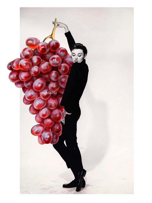 Audrey Grapes