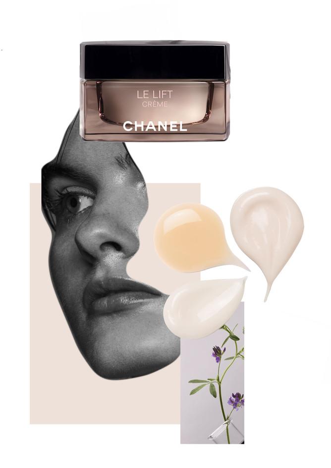 Colaboración Pilsferrer para Chanel Beauty Le Lift Creme