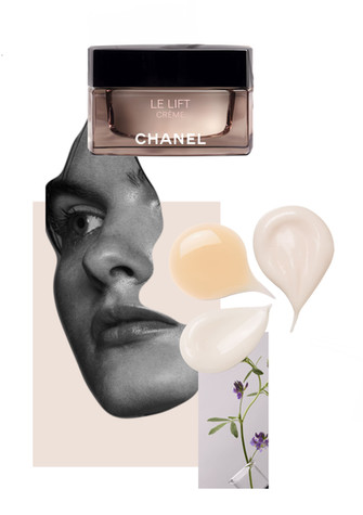 Colaboración Pilsferrer para Chanel Beauty Le Lift Creme
