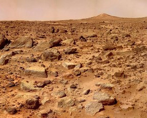Martian Life Must be Rare as Free Energy Source Remains Untapped