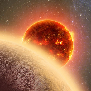 Volcanoes Light Up Atmospheres of Small Exoplanets