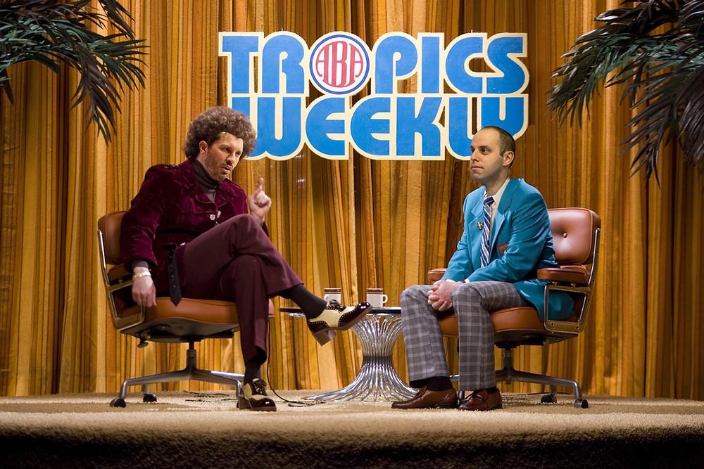 Tropics Weekly - Il Pec con Sandrin nello studio di famiglia